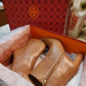 SOLD.  Tory Burch Bootie